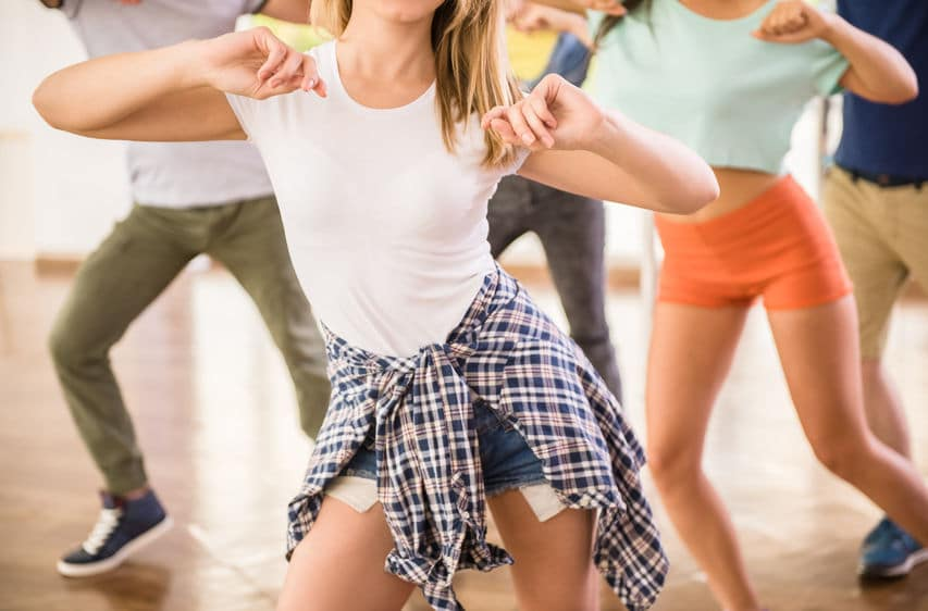 Introverts, Extroverts, and Ambiverts Dancing Their Yoga